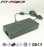 100 - 240V input to 12V 10A power supply for LED 3D printer laptop etc