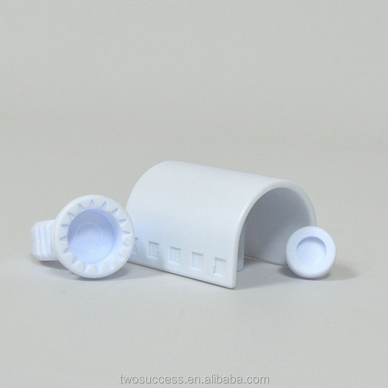 Plastic Grafting U-shaped Eyelash Ring Separator.jpg