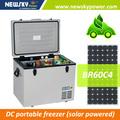 venda popular modelo freezer portátil carro com freezer 12v 60l