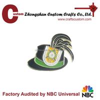 Custom sean hannity lapel pin manufacturers china,badge emblem