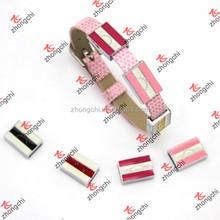 National Flag Slide Charms Custom Design 8mm Slider Flag Charms