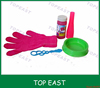 Bubble Set Type and Plastic Material magic wand toy