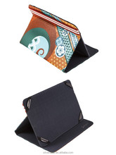 Silver HT Exclusive Design 8 Inch Printed Tablet Universal Tablet Cover Case