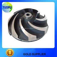 Tuopu stainless steel impellers types of pump impellers,impeller of slurry pump