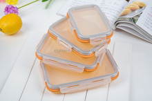Collapsible food storage containers,silicone preservation box