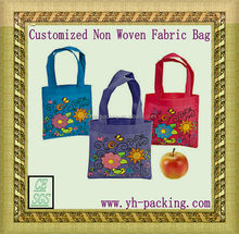 2015 Customized Non Woven Fabric Bag in Competitive Prices with Free Samples Available