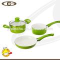 el tamaño industrial presión de cerámica cocina utensilios de cocina