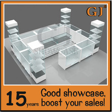 Modern design shopping mall kiosk ideas