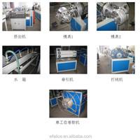 pvc pipe making equipment/plastic pipe machine