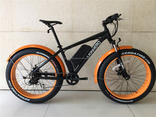 LionHero aluminum alloy 36V battery fat tire electric bike & snow bicycle & fat bike