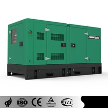 PowerLink 60Hz GXE200S-6BG biogas generator for sale