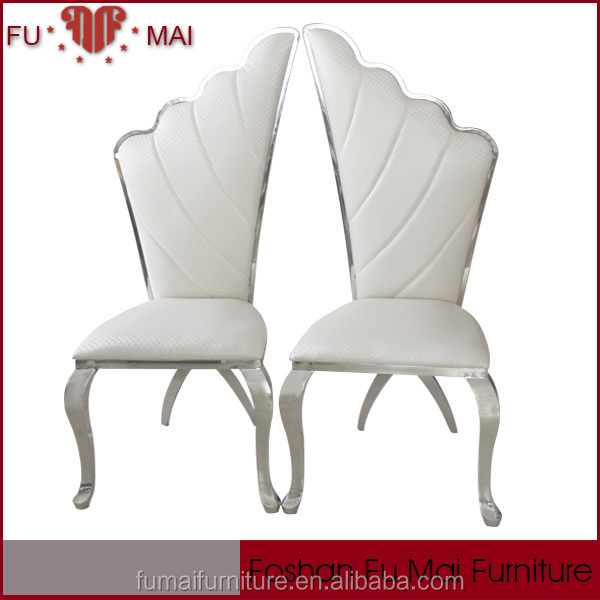 good quality stainless steel chair protective cover for dining room
