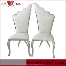 Supplier selling good quality stainless steel chair, protective cover for dining room chair