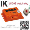 LK209 Mini electronic barking dog alarm,plastic watch dog