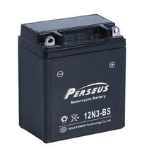 Maintenance Free MF Motorcycle Battery 12V 3Ah 12N3-BS