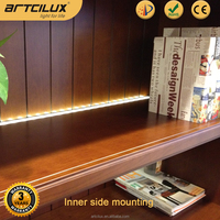 touch led bookcase light, led light bar with dimmer switch, Dimmable touch switch led bookcase light