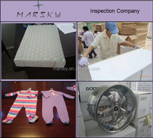 Zhuhai Supplier Inspection & China supplier Verification & Tools/ Machinery/ Fabric/ Clothes/Toys/ Furniture/watch/dailyware