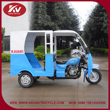 New design blue passenger taxi motorcycle made in China wholesale