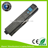 98wh Genuine Original laptop battery for Toshiba PA3817 PA3817U-1BRS PA3818U-1BRS PA3819U-1BRS A660 A665 L515 L600 L640 battery