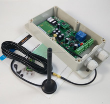 Swing gate / GSM controller