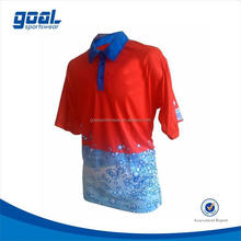 Most popular youth sublimation tshirts 100% polyester