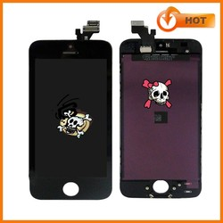 Replacement for iphone 5 screen digitizer assembly black color