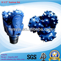 Square hole drill bits for oil gas drilling used made in China