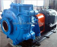 Centrifugal sand slurry pump for jet suction dredger