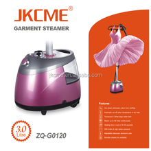 Made in zhejiang small household handheld garment steamer/steam machine as seen on tv