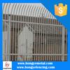 White Picket Fence Aluminium