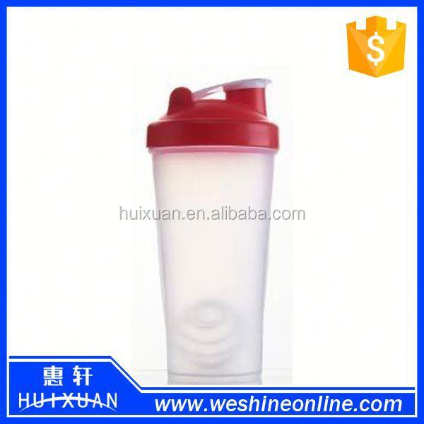 2015 Wholesale Hot BPA Free Protein Shaker Joyshaker Bottle