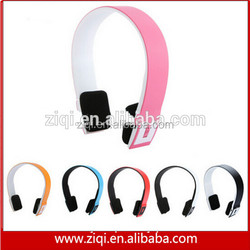 Stereo Handsfree Wireless Bluetooth Headset With Microphone