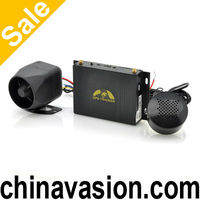 GPS Car Tracker with 2 Way Voice Communication, Central Locking System, Live Tracking