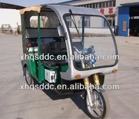 2014 ECO friendly electric tricycle 3 wheel battery rickshaw