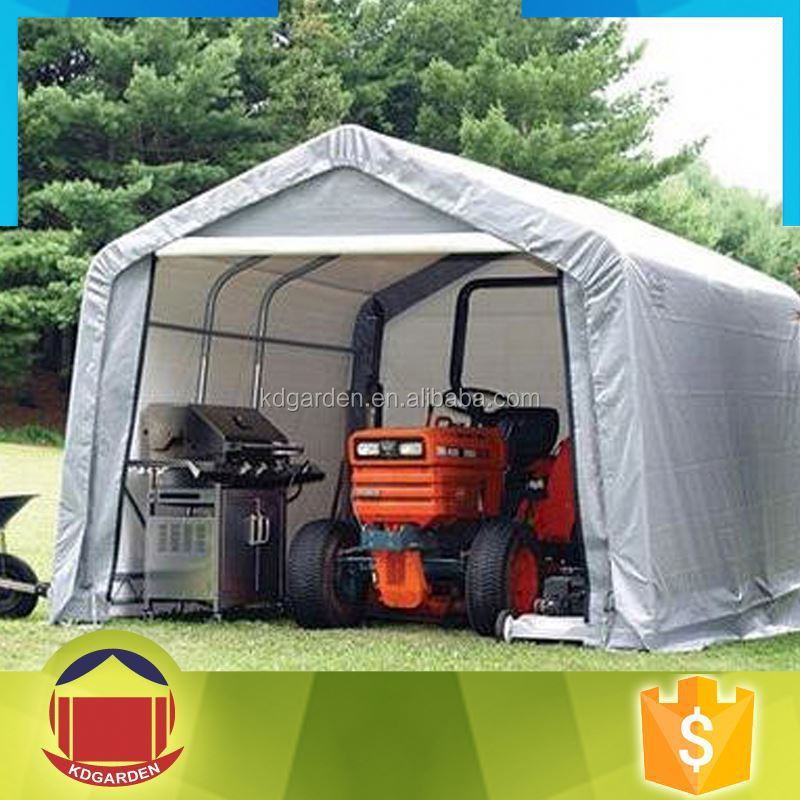 Metal Car Shelter : Outdoor metal car tent shelter buy