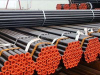 ASTM A53 seamless steel pipe for structure gas and oil pipeline Smoke pipe