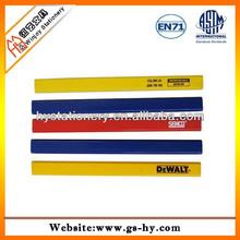 Custom wooden construction pencil,Carpenter pencil
