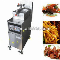 Computer version of the electric heating pressure furnace Fried chicken