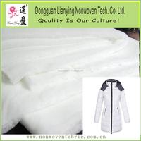 Thermal bonded polyester wadding/ padding/ filling