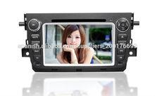"""Venta caliente 7 """" 1 DIN reproductor de DVD del coche de fábrica de China para el Benz inteligente ( 2011-2013 )"""
