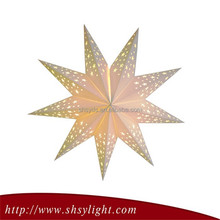 Party Decoration New Design Christmas Tree Topper Star With Base