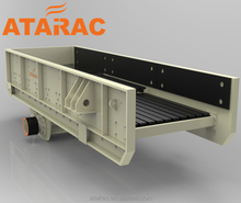 ATAIRAC jaw crusher vibrating feeder with best price of China