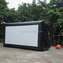 inflatable screen rentals/big movie screen/projector screen for sale