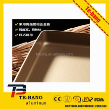 China high quality aluminum foil container/tray/lunch box for food packaging