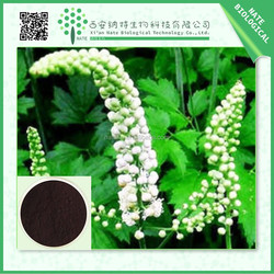 Top grade Black Cohosh Extract 2.5% triterpene glycosides