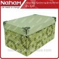 NaHAM reciclada caja de cartón de joyería de regalo de alta calidad, caja de regalo de paper de venta al por mayor