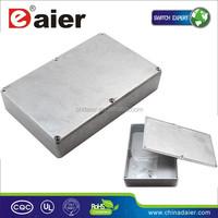 1590DD Guitar Pedal Effect Aluminium Project Box