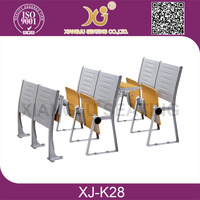 Cheap School Furniture High quality Desk and Chair Teacher Table for China Factory XJ-K28