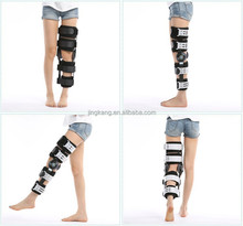 High-quality medical hinge leg brace products / orthopedic ROM hinged knee support products in China