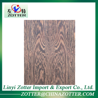 2015 Hot Selling Low Price China Commercial Plywood